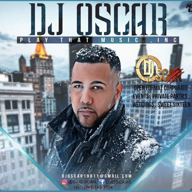 DJ oscar