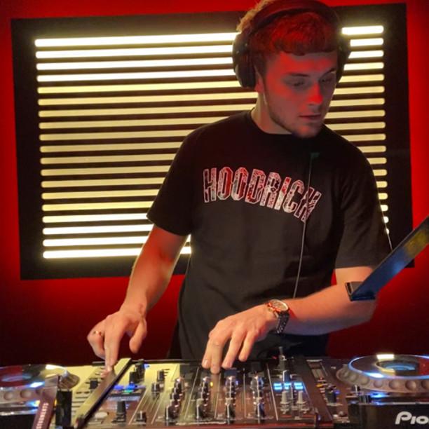 DJ Max Cousens